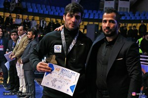 Photo 3  GR Takhti Cup Wrestling Tournament 43