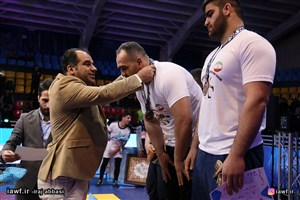 Photo 3  GR Takhti Cup Wrestling Tournament 51