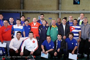 Photos 4   Advanced Greco-Roman Coaching Course 9