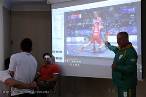Photos 4   Advanced Greco-Roman Coaching Course 21