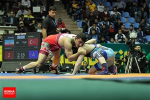 Photos 2  2017 Freestyle Wrestling World Cup 11