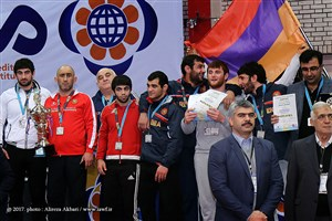 Photos 8 Takhti Cup Wrestling tournament 3