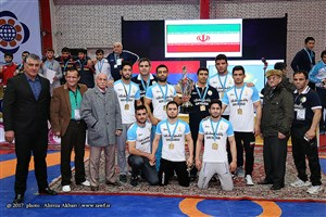 Photos 8 Takhti Cup Wrestling tournament 11