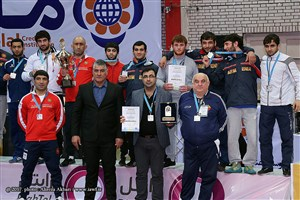 Photos 8 Takhti Cup Wrestling tournament 13