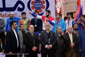 Photos 8 Takhti Cup Wrestling tournament 15
