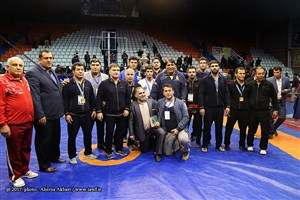 Photos 8 Takhti Cup Wrestling tournament 26