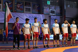 Photos 6 Takhti Cup Wrestling tournament 1