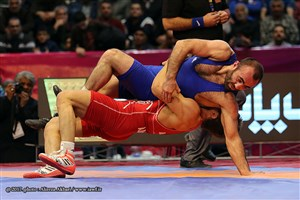 Photos 6 Takhti Cup Wrestling tournament 10