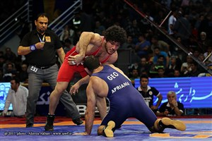 Photos 6 Takhti Cup Wrestling tournament 14