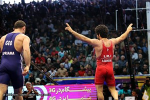 Photos 6 Takhti Cup Wrestling tournament 16