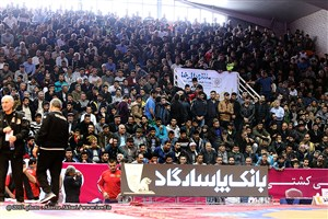 Photos 6 Takhti Cup Wrestling tournament 21