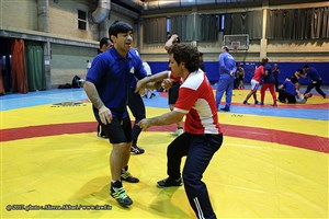 Photos 3   Advanced Greco-Roman Coaching Course 13